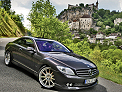 Carlsson CL-class in the mountains
