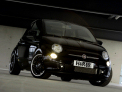 FIAT 500 lowered by H&R