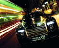 Rolls Royce Phantom - driving