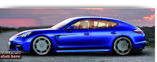 Porsche Panamera by 9ff - click here for wallpaper