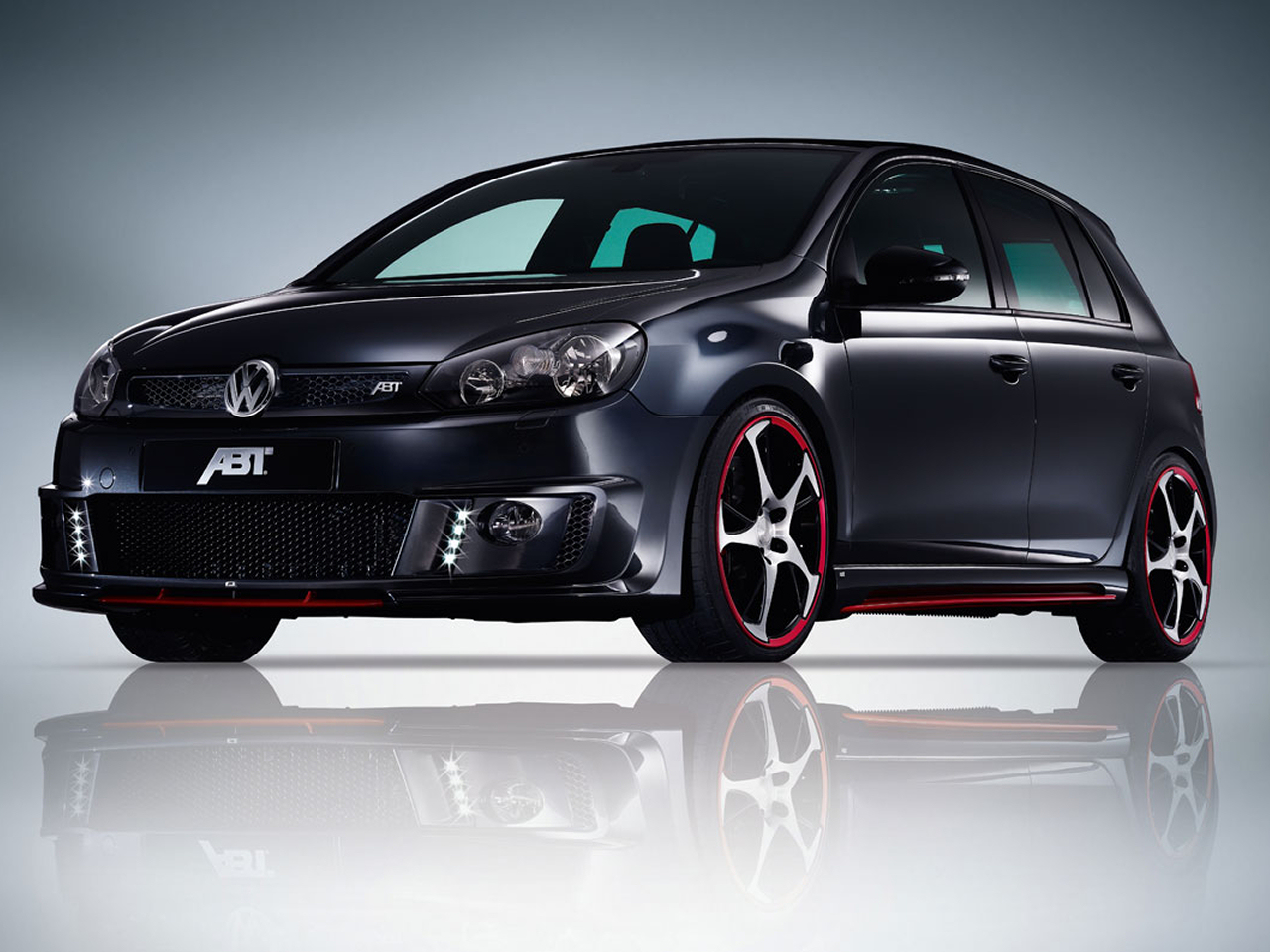 VW Golf Mark VI GTI by Abt Sportsline