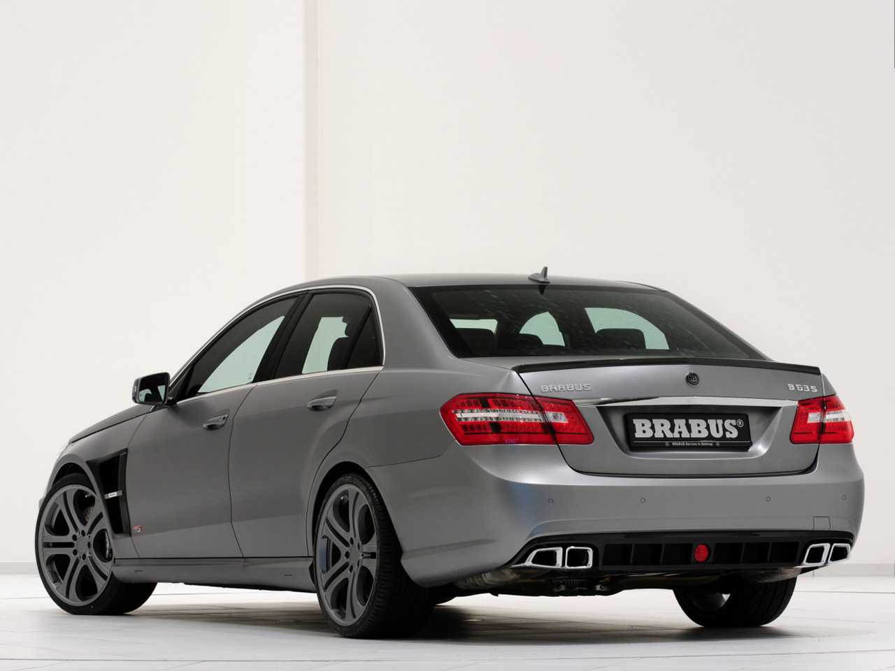 Mercedes-Benz AMG E-Class by Brabus