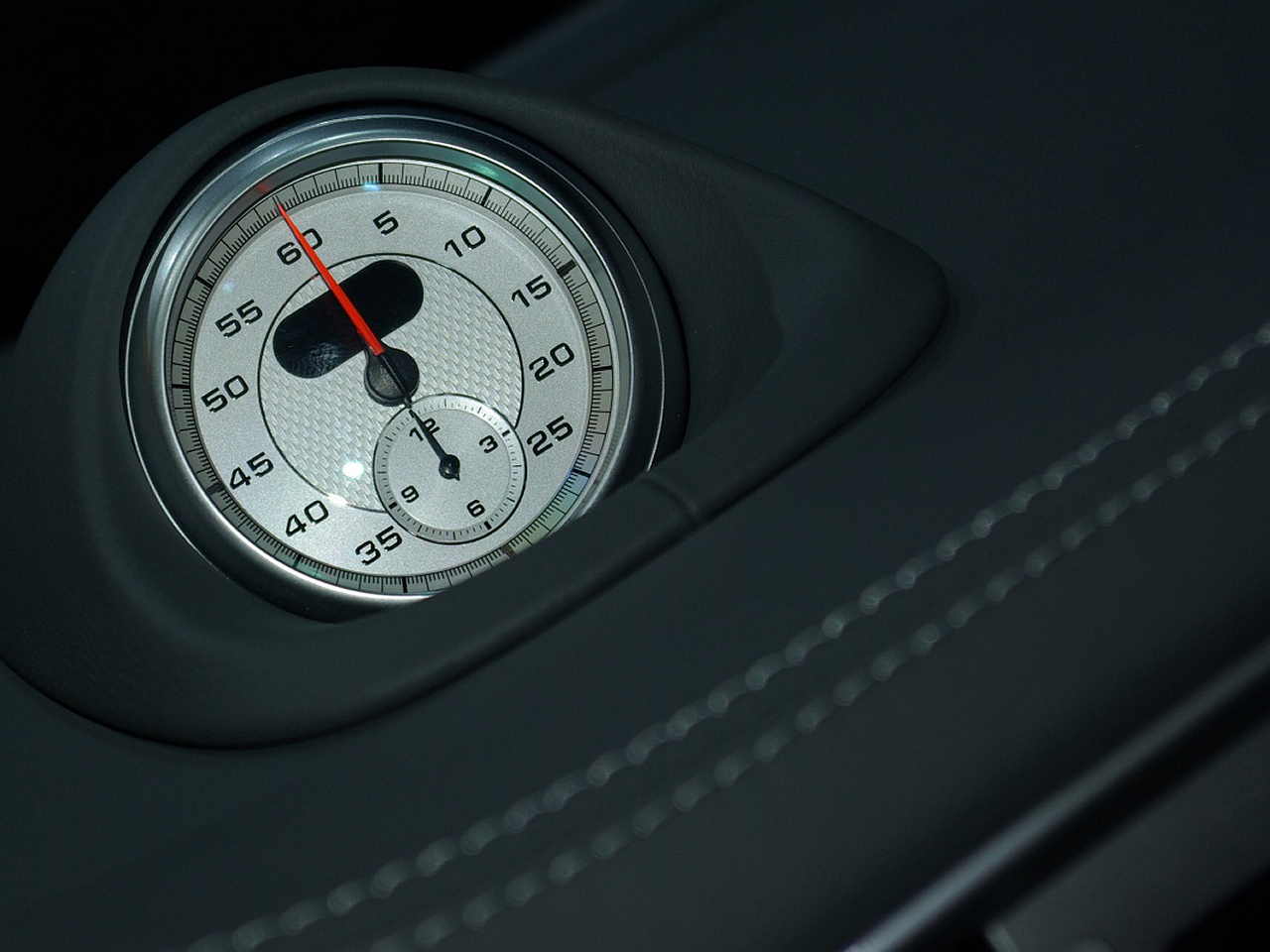 Porsche 'Chrono' Stop Watch