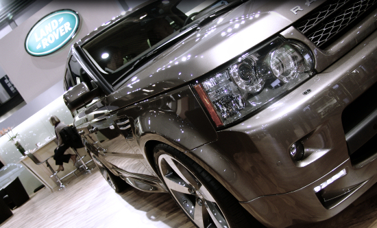 Startech Range Rover Sport at the 2010 Leipzig Motor Show
