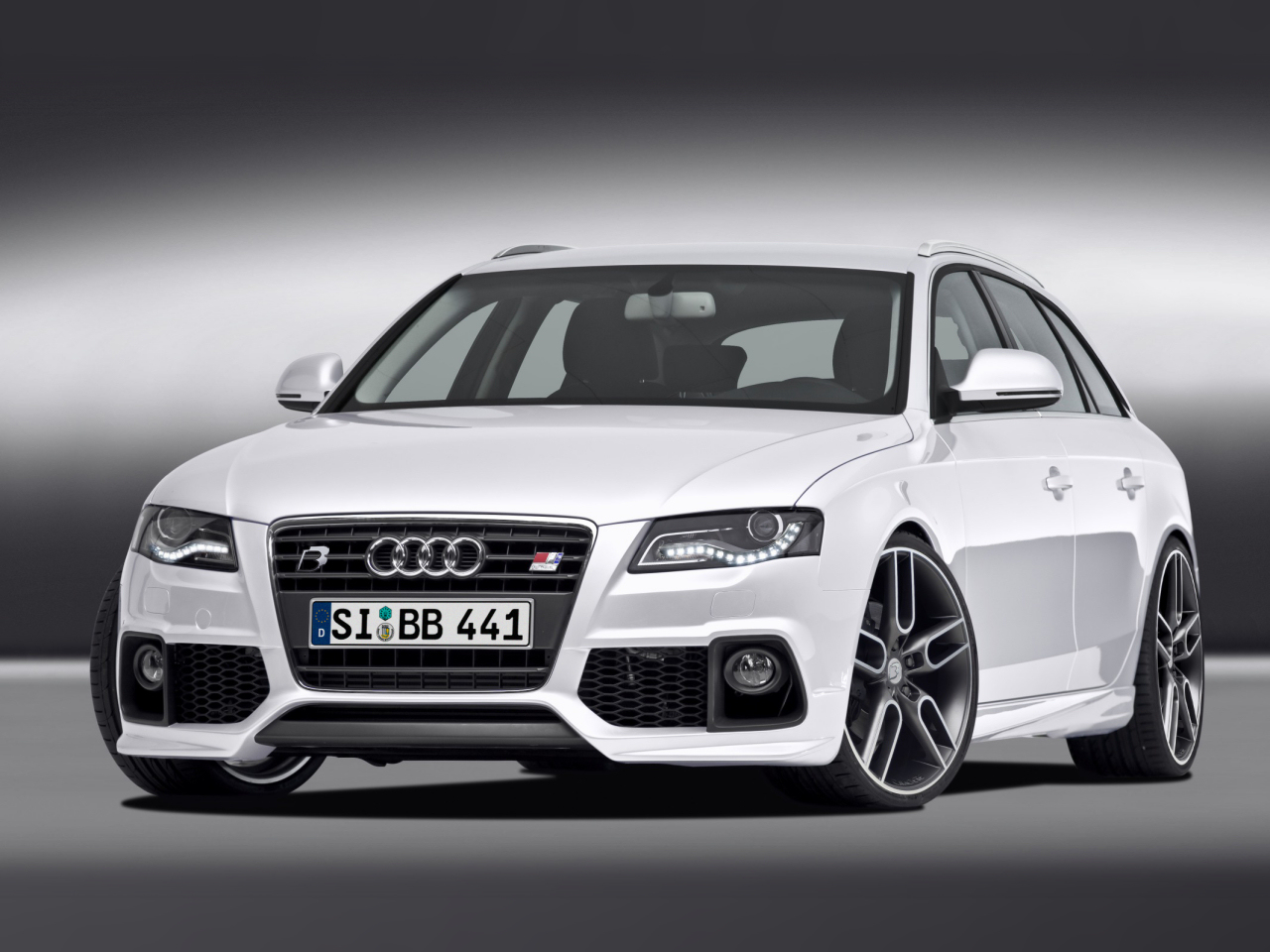 New Audi A4 by B&B Automobiltechnik
