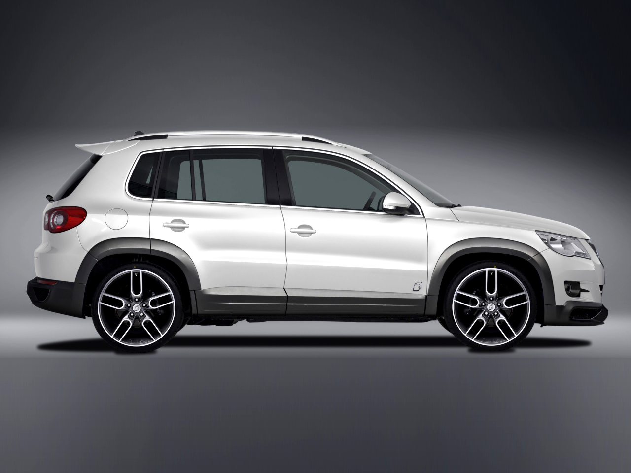 VW Tiguan by Abt Sportsline