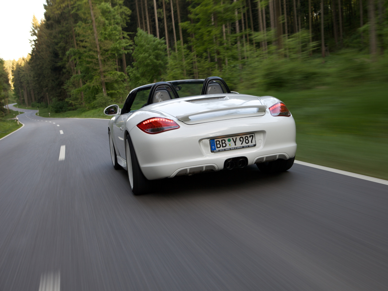 2010 Boxster by TechArt