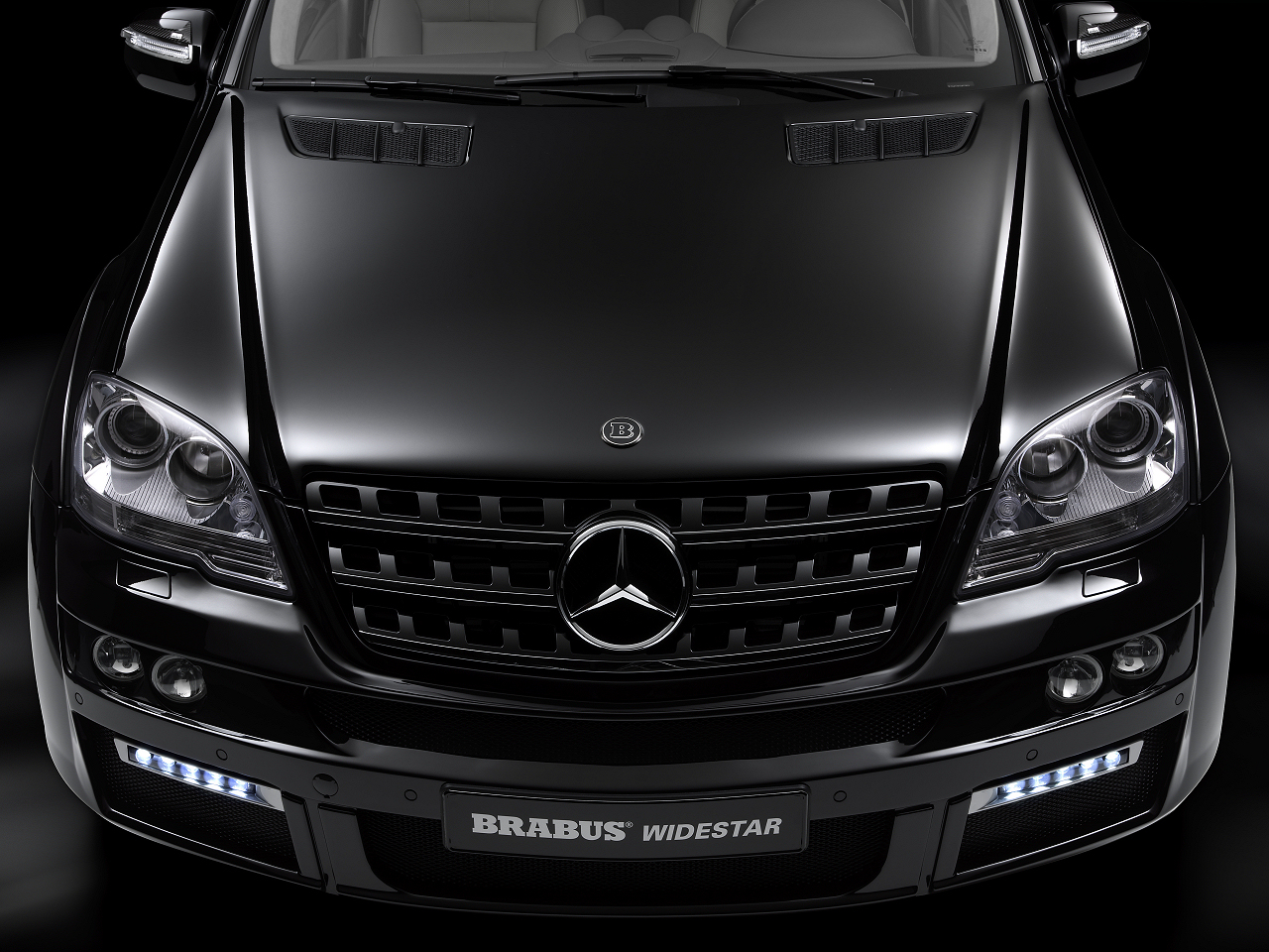 Mercedes M-class Widestar by Brabus