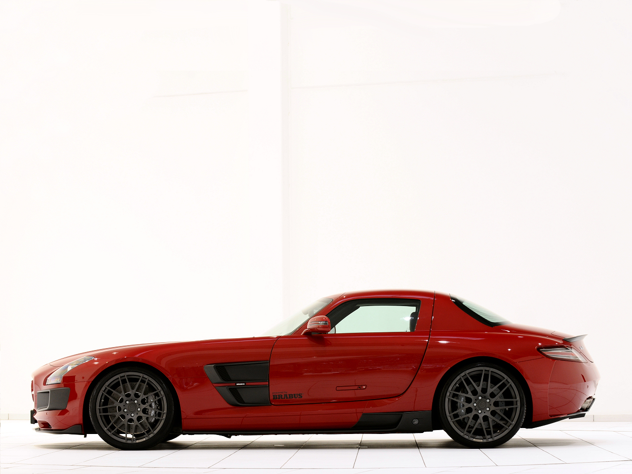 Mercedes-Benz SLS AMG Wide Body by Brabus