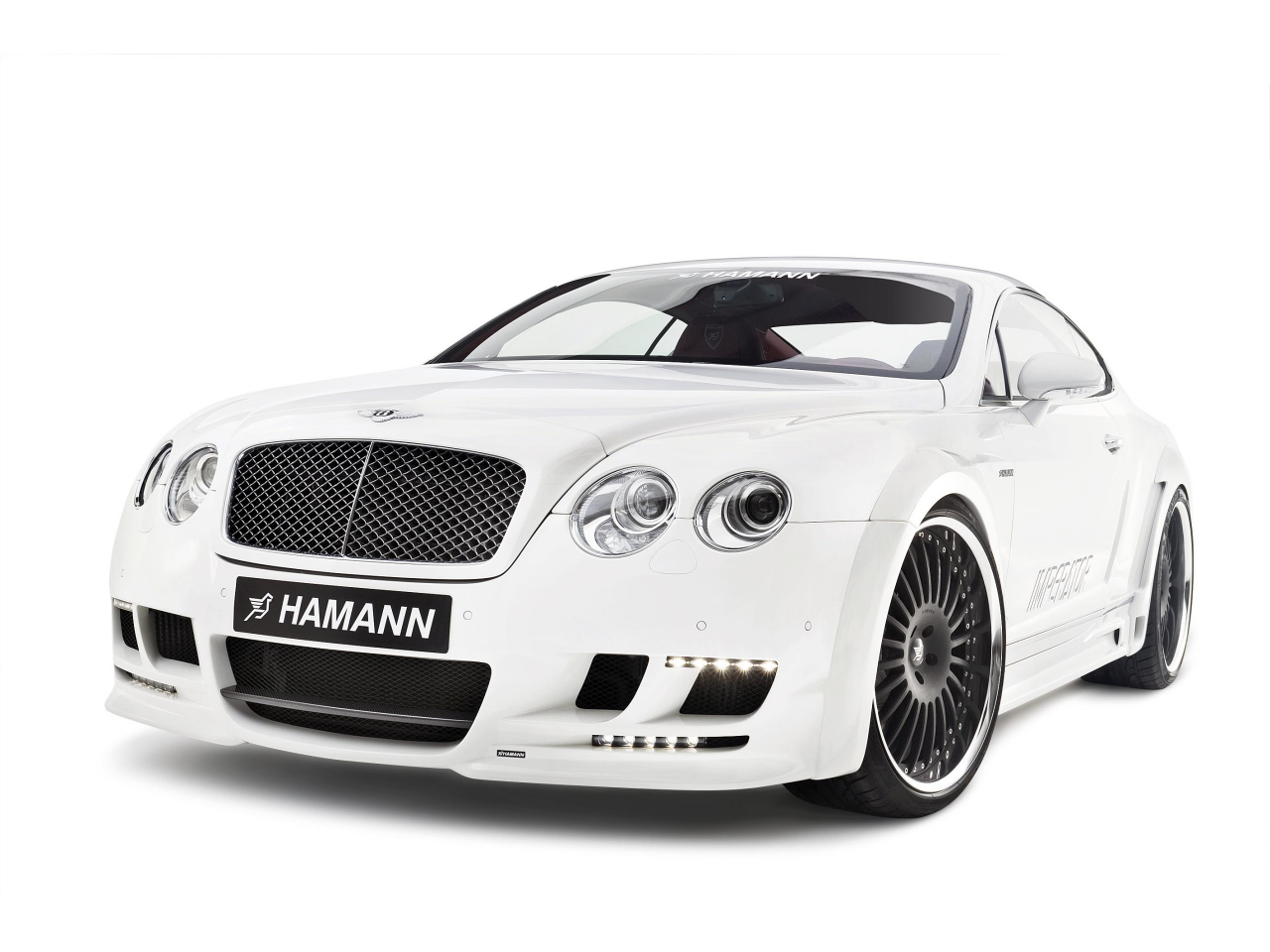 Bentley Continental 'Imperator' by Hamann Motorsport