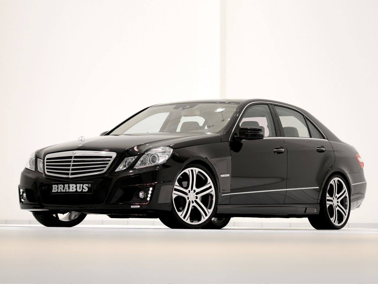 All-new Mercedes E-class by Brabus