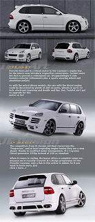 Porsche Cayenne Diesel by JE Design and TechArt