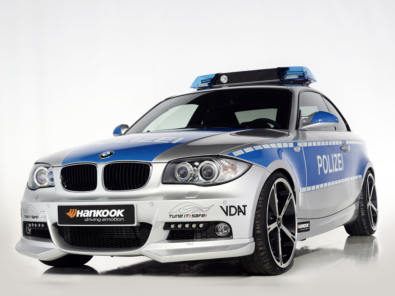 AC Schnitzer BMW 123d - Tune It! Safe! Car 2009