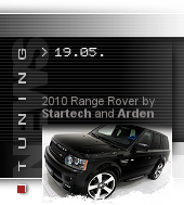 Range Rover by Startech and Arden