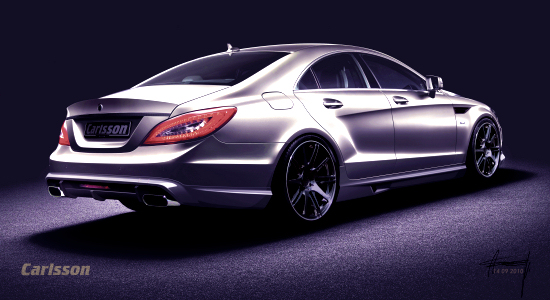 2011 Mercedes CLS by  Carlsson