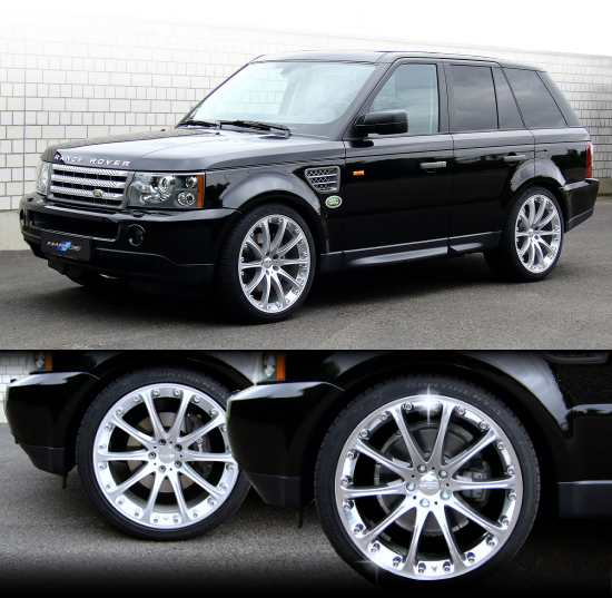 Range Rover Sport by Hartge - Click Here