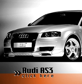 Audi A3 conversion AS3 by Abt-Sportsline