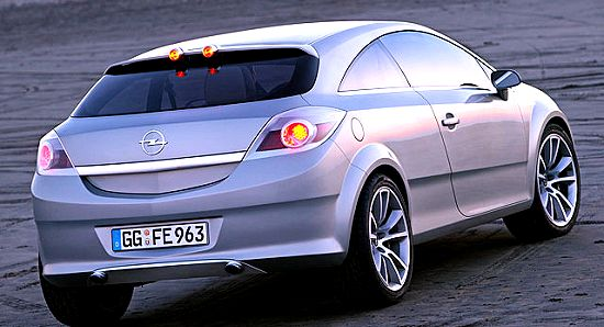 Opel GTC Geneve concept (rear-right view)