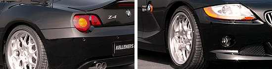 BMW Z4 by Kelleners Sport (2 detail views)