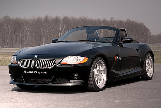 BMW Z4 by Kelleners Sport (front-left view)
