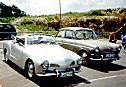 VW oldies, Karmann Ghia