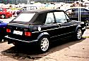 VW Golf MkI Convertible