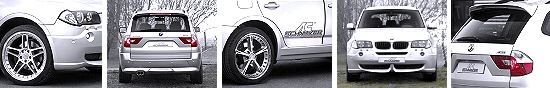 BMW X3 by AC Schnitzer - 5 views